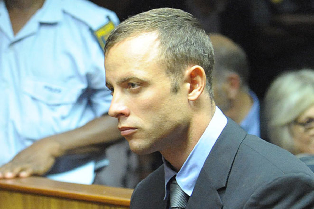 Oscar Pistorius's lawyers insist that he was not taking a banned substance.