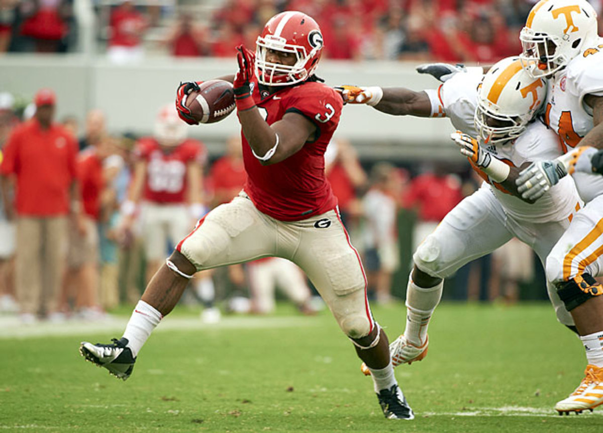 RB - Todd Gurley