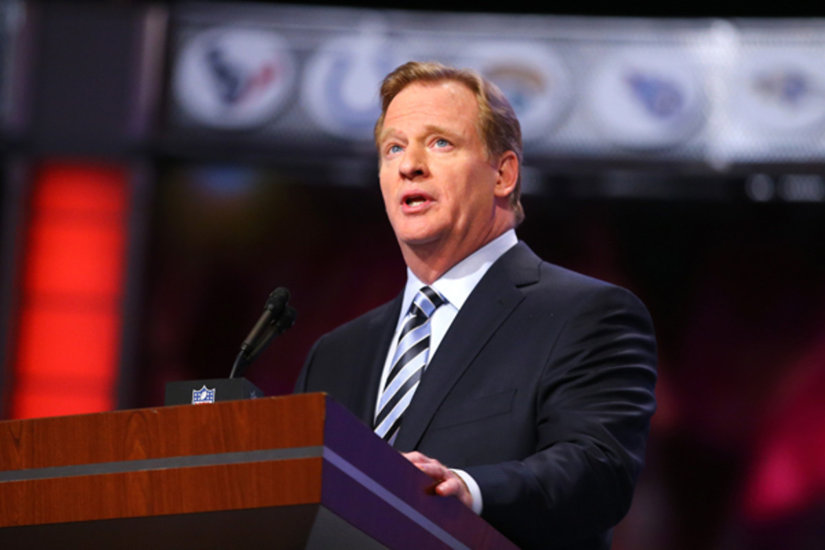 For the second time in a decade, the NFL isn't happy about ESPN-related programming. (Al Bello/Getty Images)