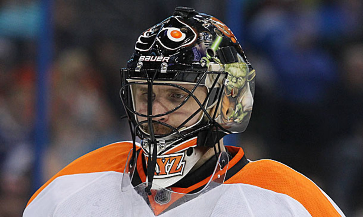 Ilya Bryzgalov Star Wars mask