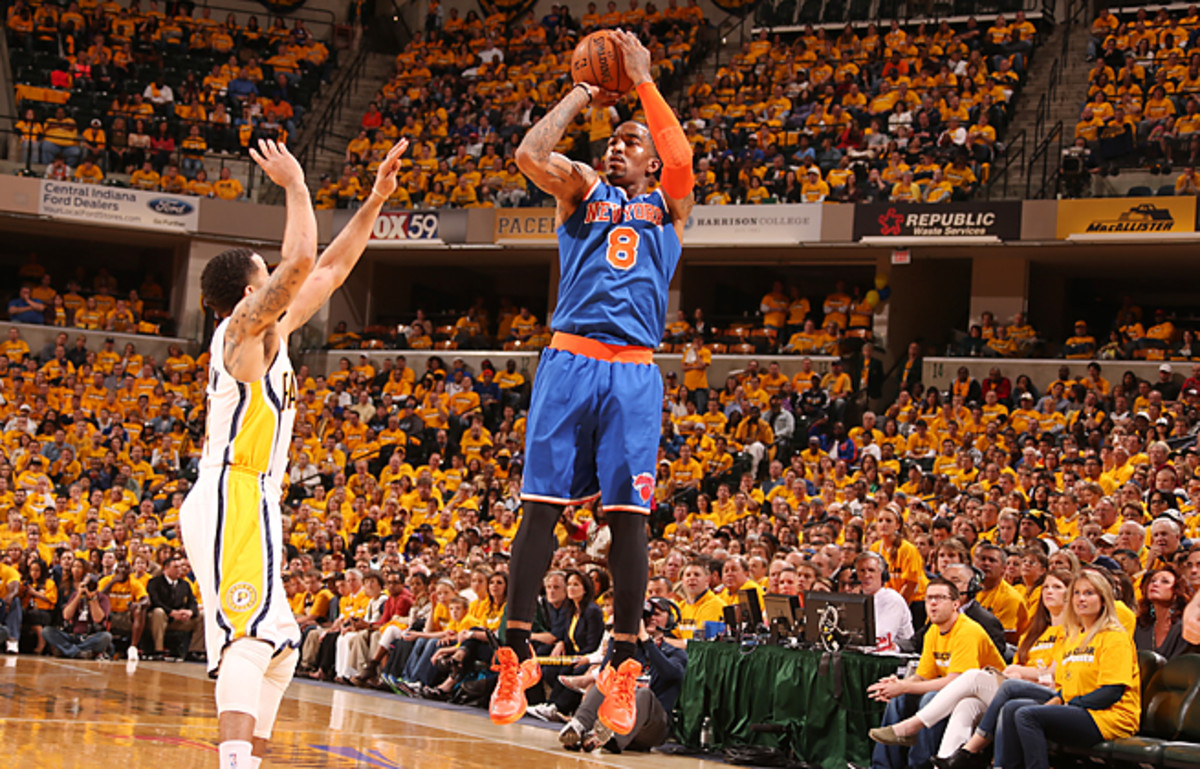 After averaging a career-high 18.1 points last year with the Knicks, J.R. Smith will become a free agent.