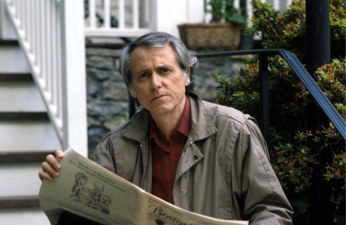 Don Delillo, American Writer In France In June, 1991.