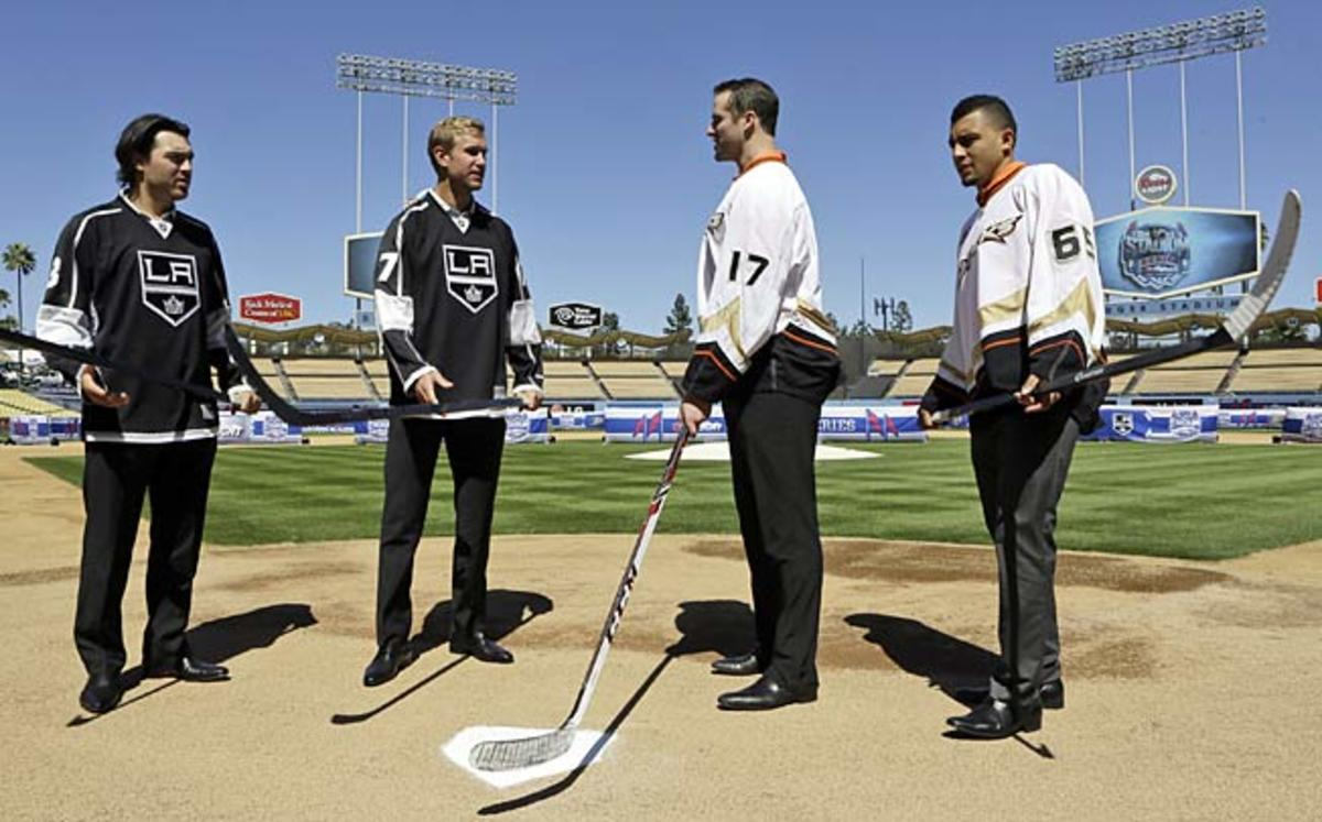 Rivalry games will be the focus of the series as teams prepare for games in LA, New York and Chicago.