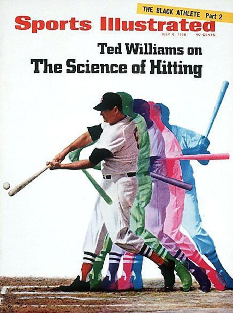 Boston Red Sox Ted Williams