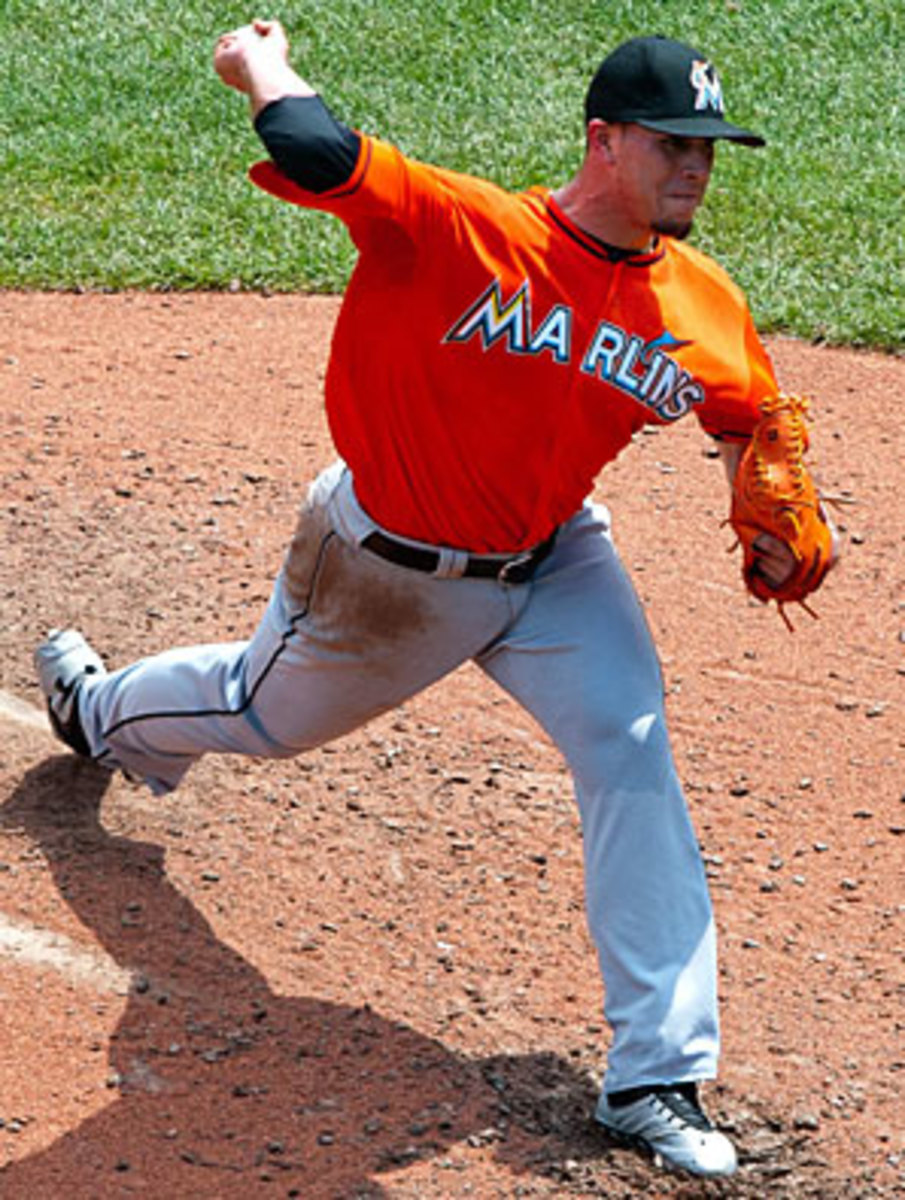 Jose Fernandez is an NL Cy Young contender and the Rookie of the Year favorite.