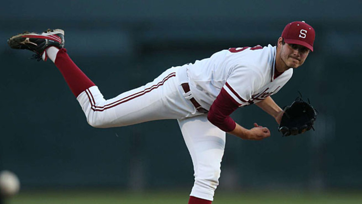 It shouldn't take Mark Appel long to go from college at Stanford to Houston and the major leagues.