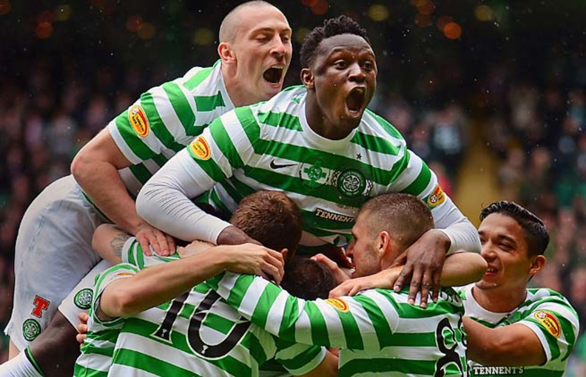 Celtic drew Cliftonville FC of Northern Ireland in Champions League qualification.