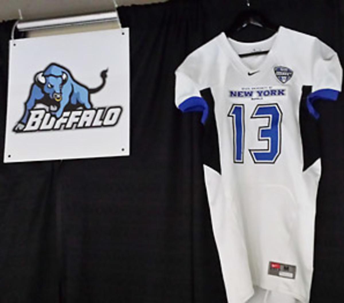 Buffalo jersey