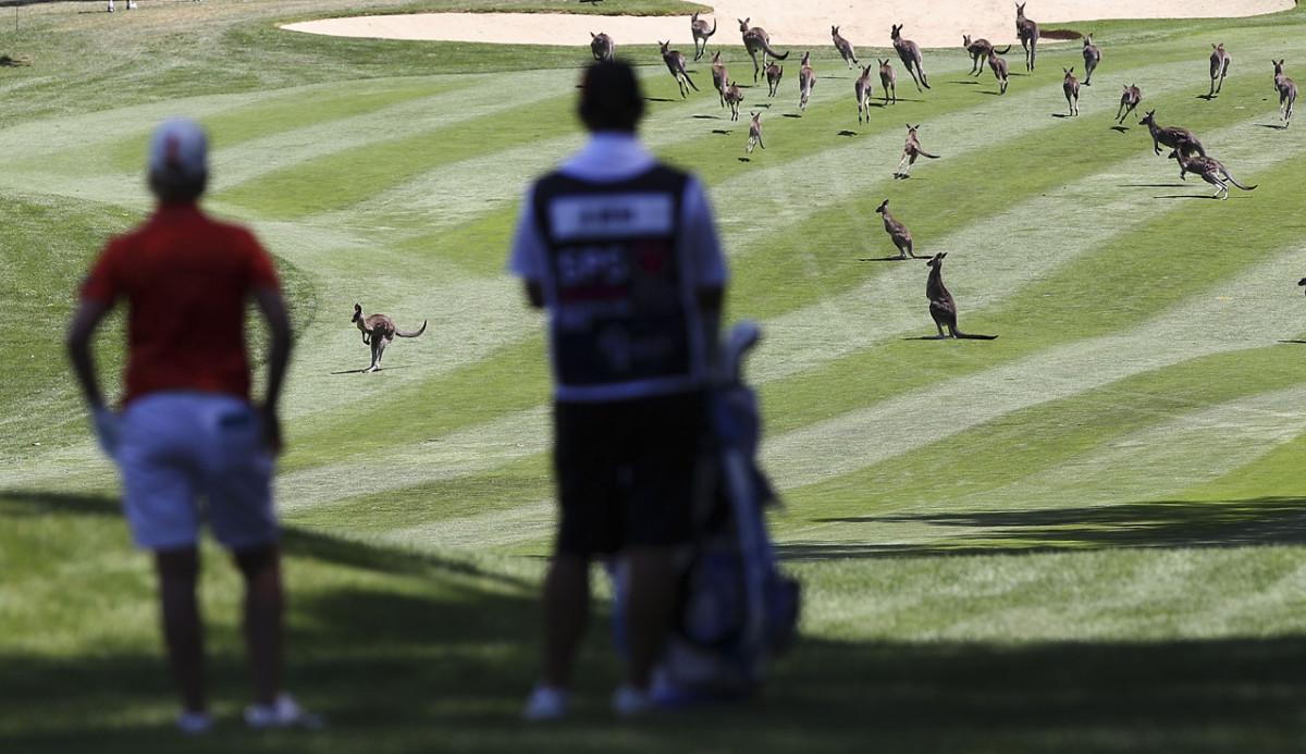 ISPS Handa Australian Open - Day 1