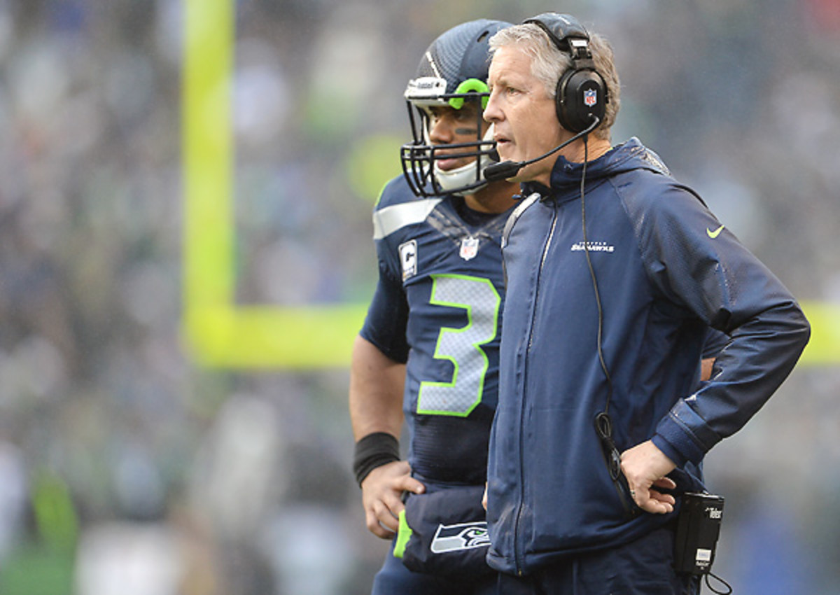 Expect the Seahawks to take out their anger from last week's loss on the Rams.