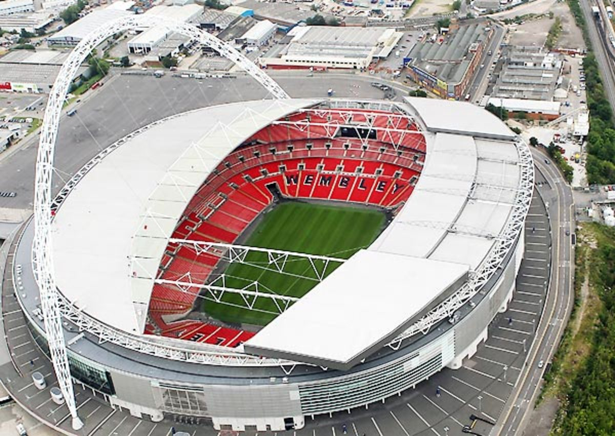New Wembley has built a legacy beyond key soccer matches, hosting concerts and NFL games as well.