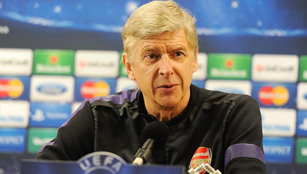 Arsene Wenger and Arsenal are starting at another trophy-less season.