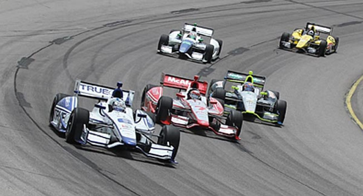 The IndyCar series is trying to boost the speed of its cars for the first time since 1997.
