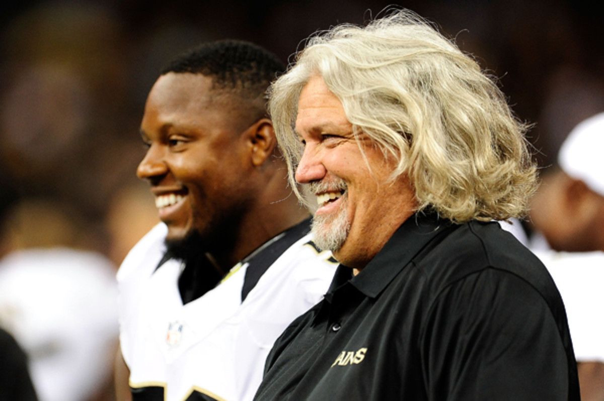 Sean Payton's back in the saddle, but the Saints will need the most from new defensive coordinator Rob Ryan. (Stacy Revere/Getty Images)