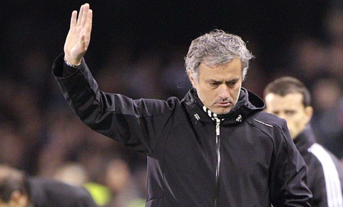 Jose Mourinho's Real Madrid open a Champions League quarterfinal with Galatasaray April 3.
