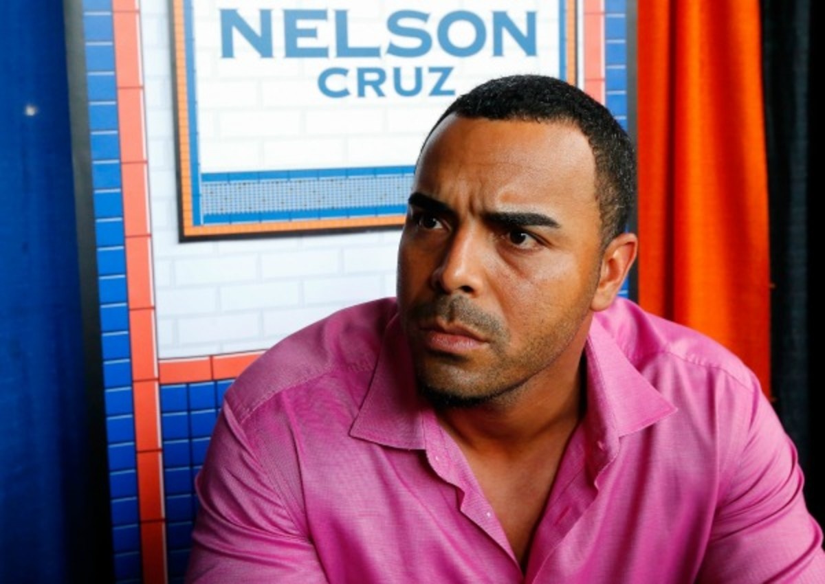 All-Star Nelson Cruz could be eligible for the 2013 playoffs if he accepts a 50-game suspension. (Jim McIsaac/Getty Images)