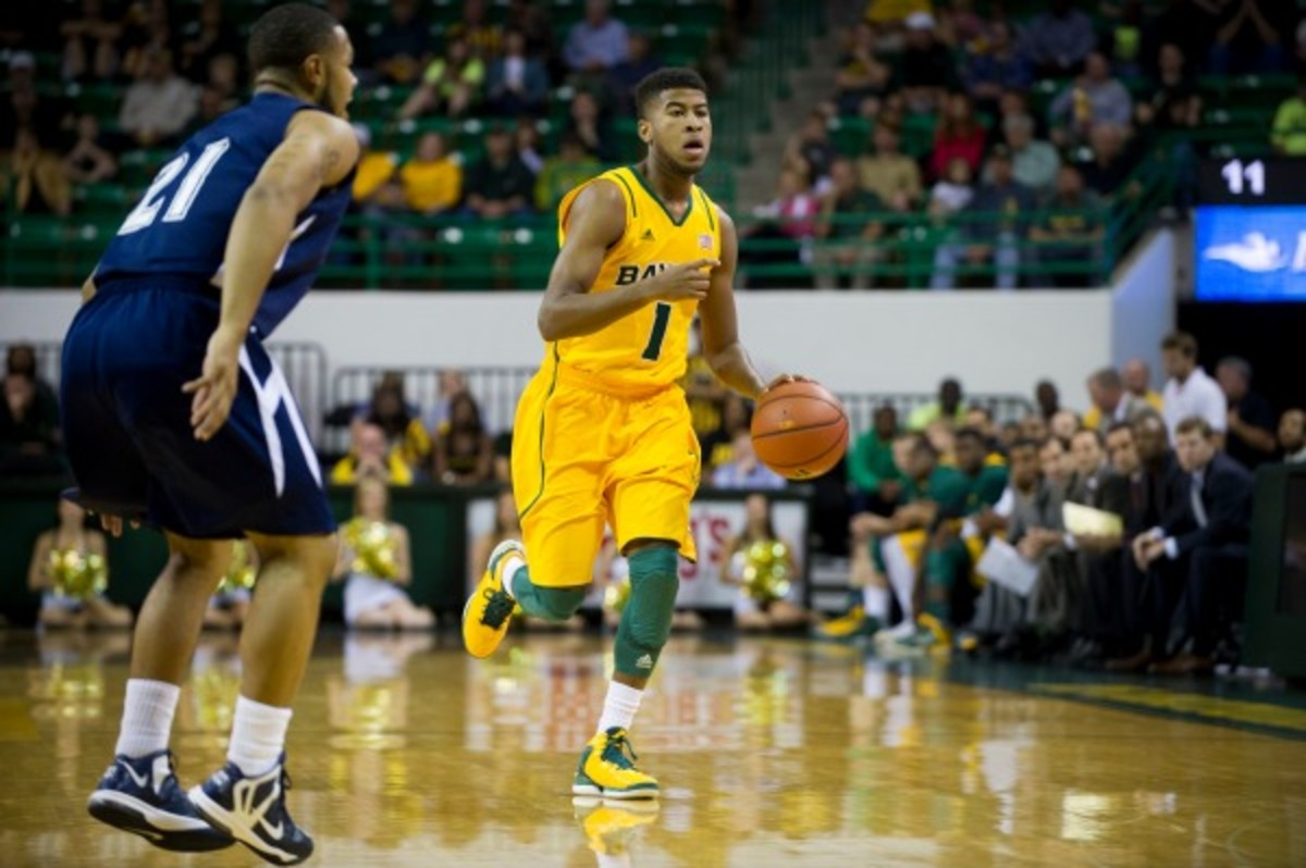 Baylor transfer L.J. Rose is eligible to play for Houston this fall. (Cooper Neill/Getty Images)