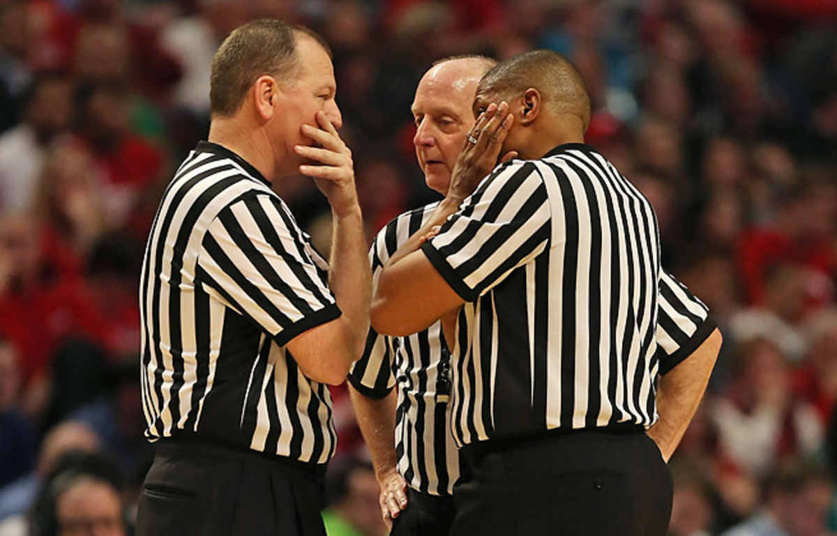 Referees will make greater use of instant replay in college basketball beginning next season.