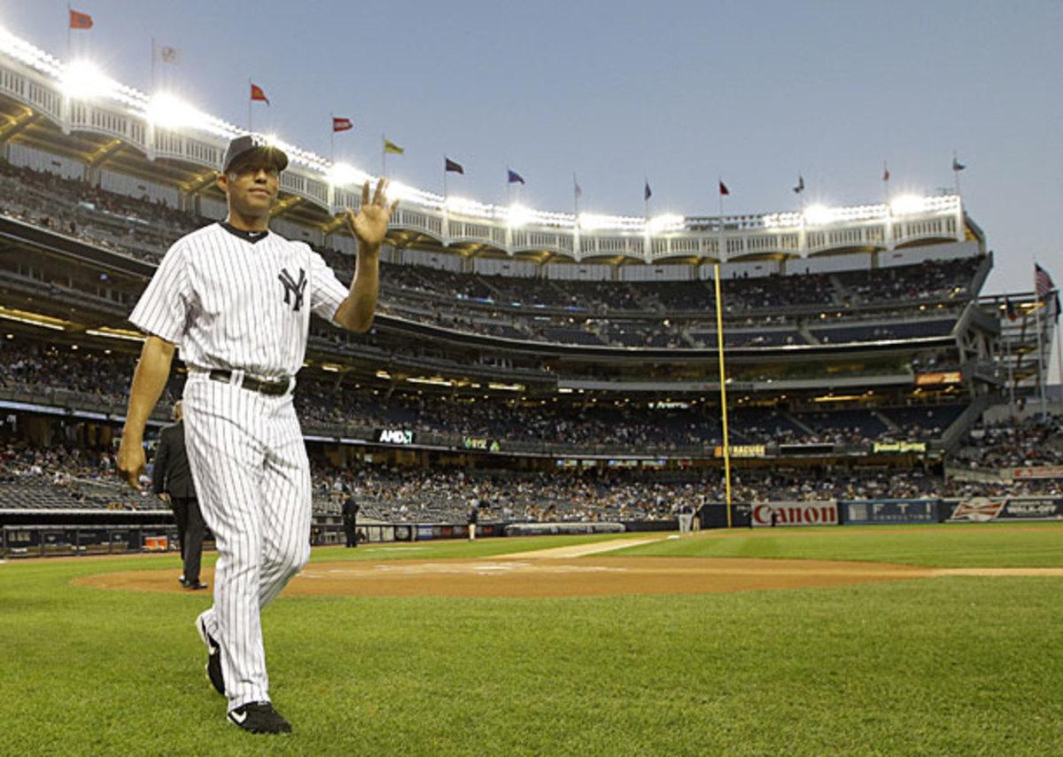 Mariano Rivera, Yankees