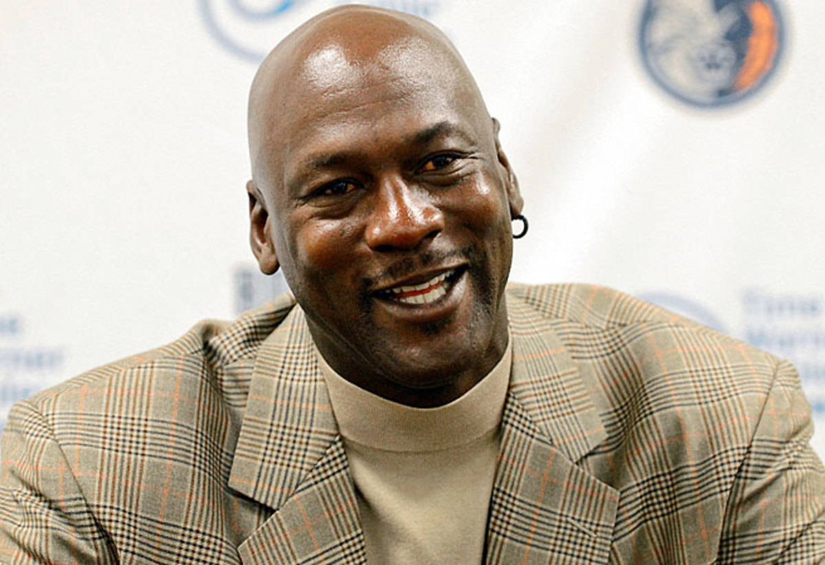 Bobcats owner Michael Jordan on tanking: 'That's not something that we would do.'
