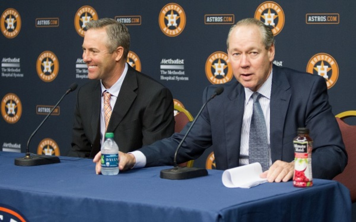 The Houston Astros are the most profitable team in baseball in 2013. (Bob Levey/Getty Images)