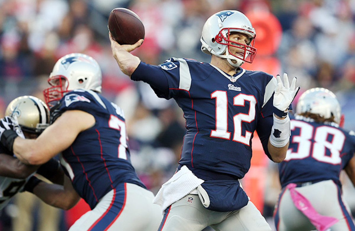 Sunday marked Tom Brady's 38th career game-winning drive following a fourth-quarter deficit or tie.