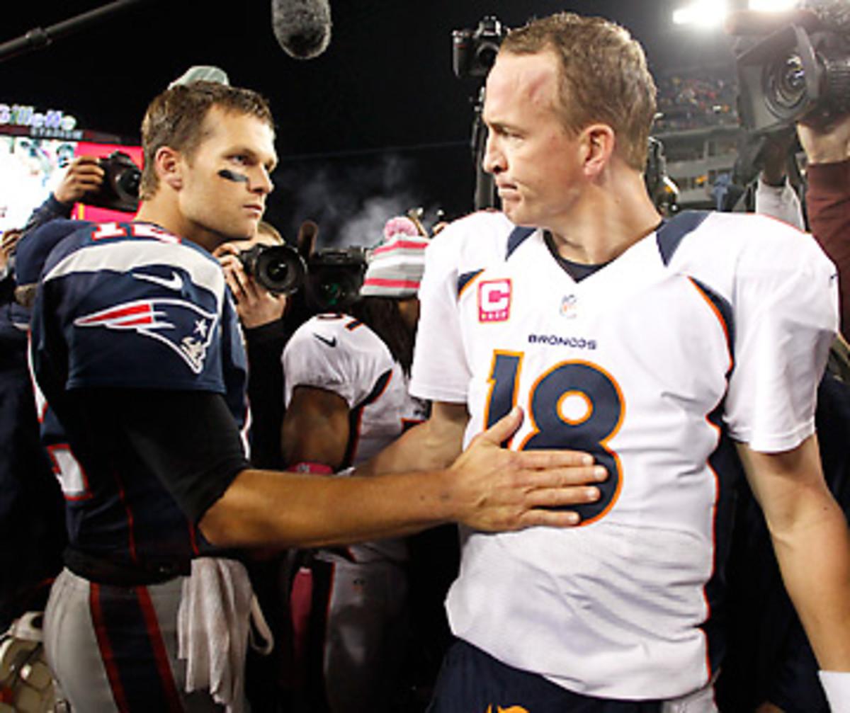 When legends meet.