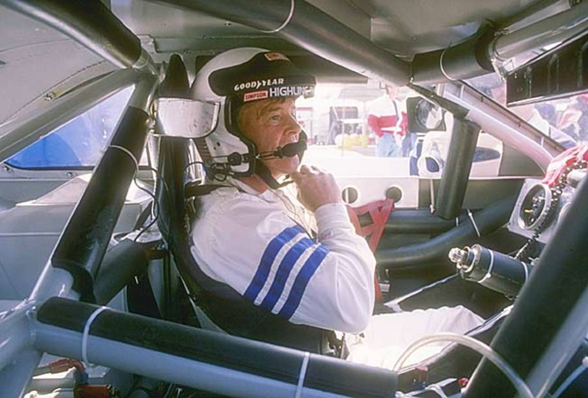 Dick Trickle didn't move full time to NASCAR until 1989, when he was 47 years old.