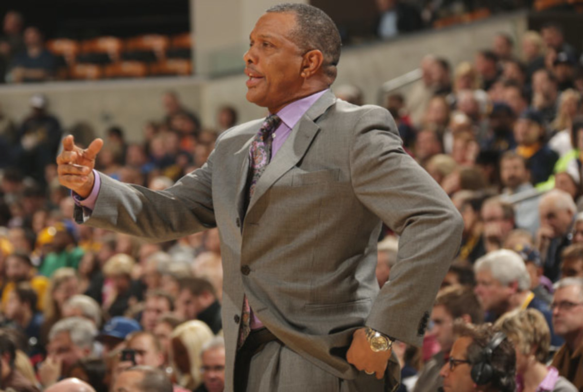 Alvin Gentry returns to the Clippers as an assistant after serving as their head coach from 2000-03.