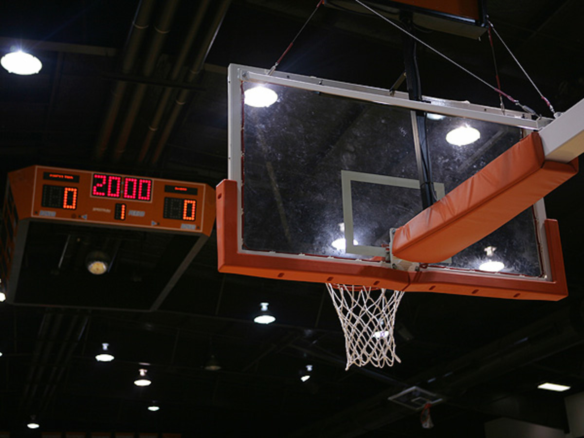 The factoring in of margin of error continues to be a debated topic in the NCAA tournament. (Betsy Dupuis/Getty Images)