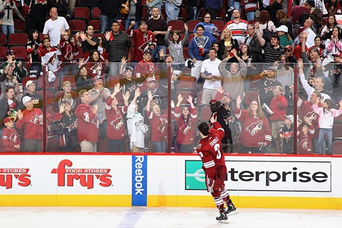 Coyotes fans may have seen the last of their NHL team.