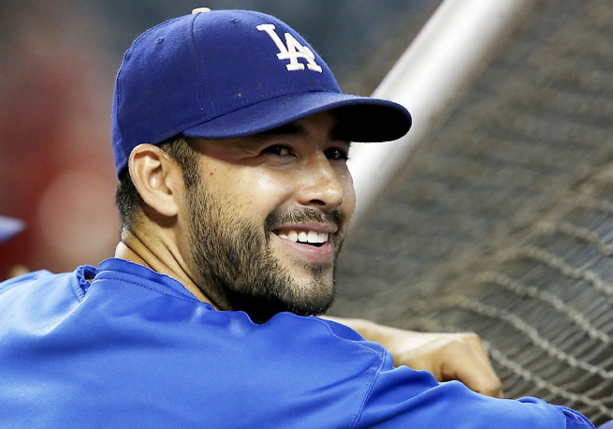 Andre Ethier has been sidelined since September 13 and is now questionable for the playoffs.