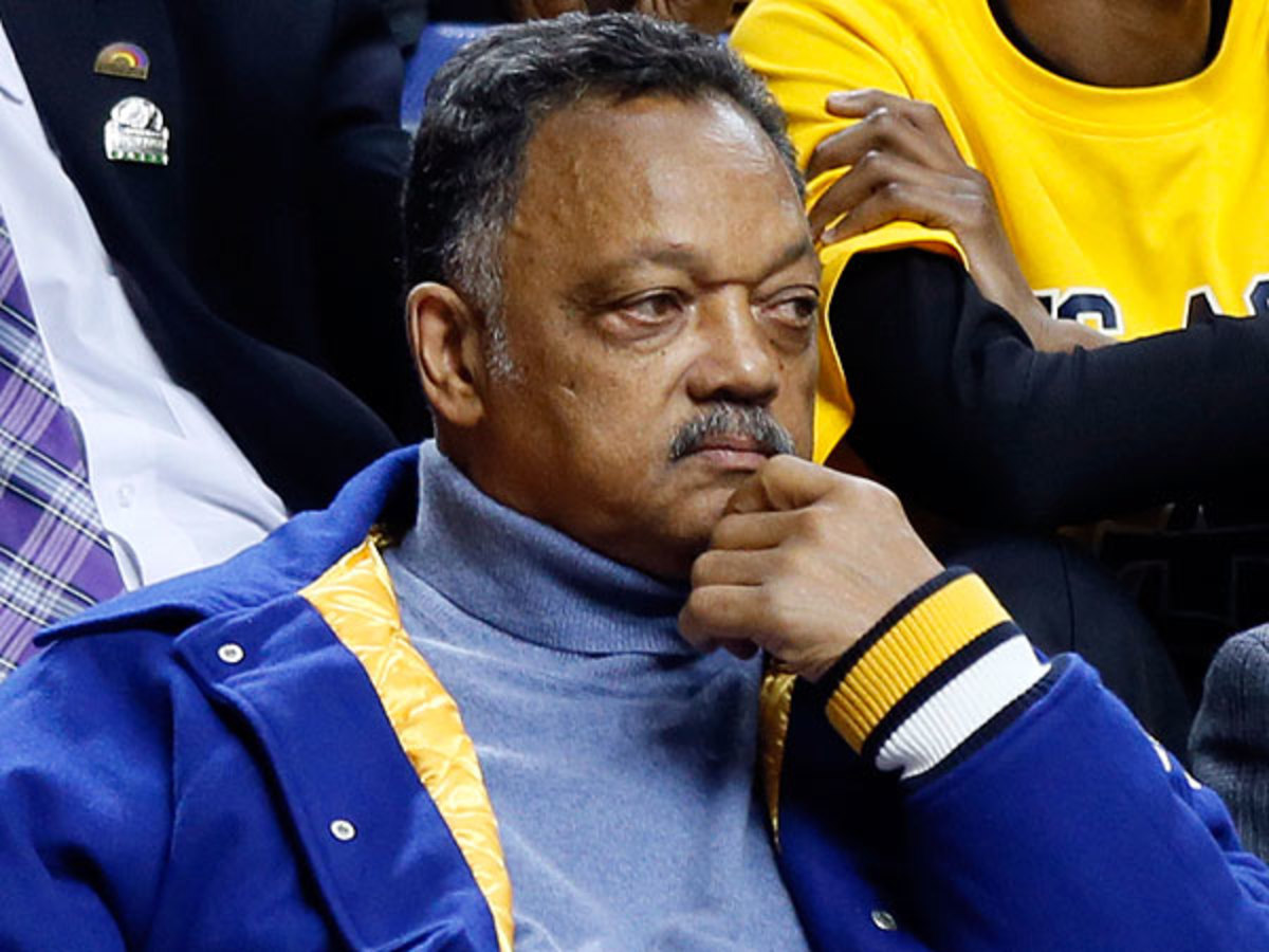 Rev. Jesse Jackson is one of North Carolina A&T's most famous alums. (Kevin C. Cox/Getty Images)