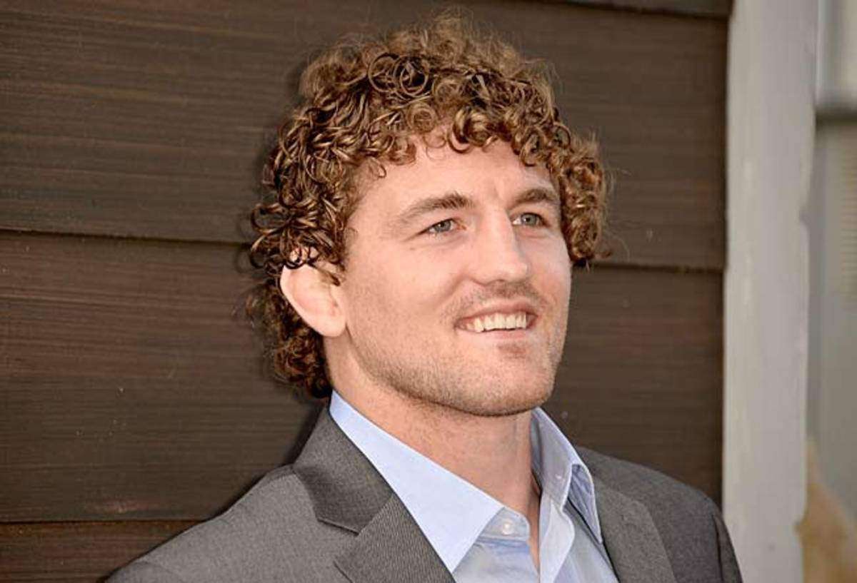Ben Askren prides himself on being a grinder who can find an opponent's quit button.