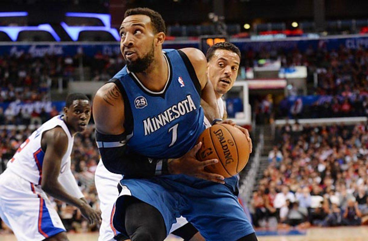 Derrick Williams, Timberwolves