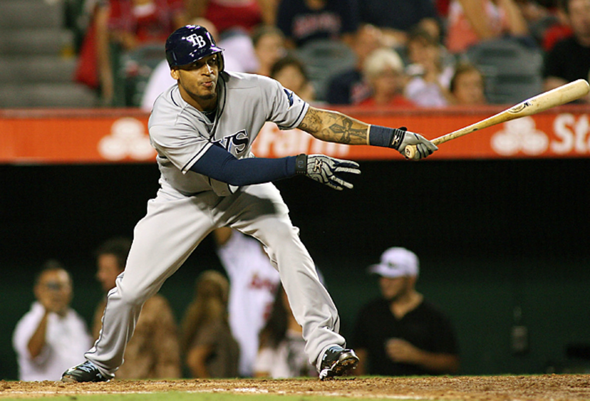 Desmond Jennings disappointed fantasy owners last season, but is poised to bounce back in 2013.