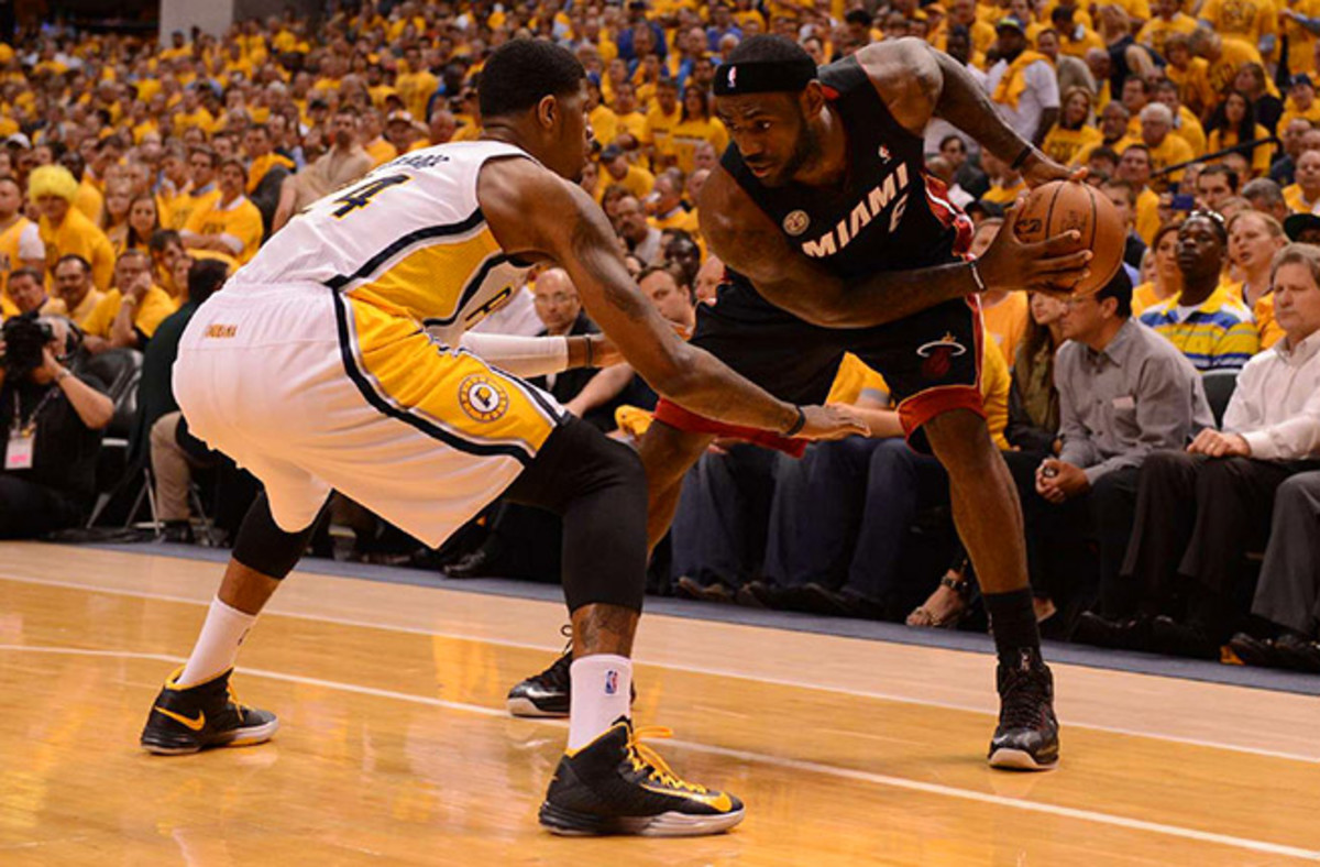 Is an Eastern Conference finals rematch between the Pacers and Heat inevitable with the Bulls ailing?