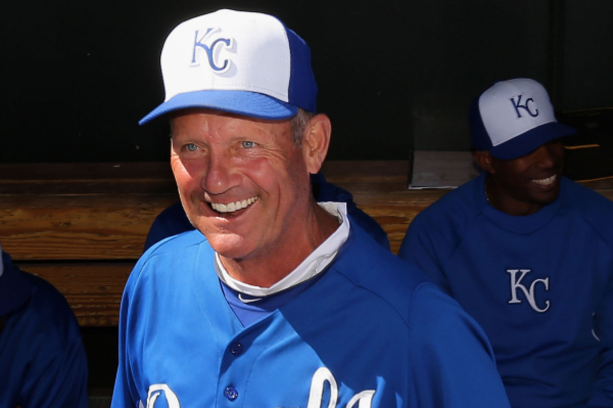 Hall-of-Famer and Royals legend, George Brett, has been named hitting coach for Kansas City. (Christian Petersen/Getty Images)