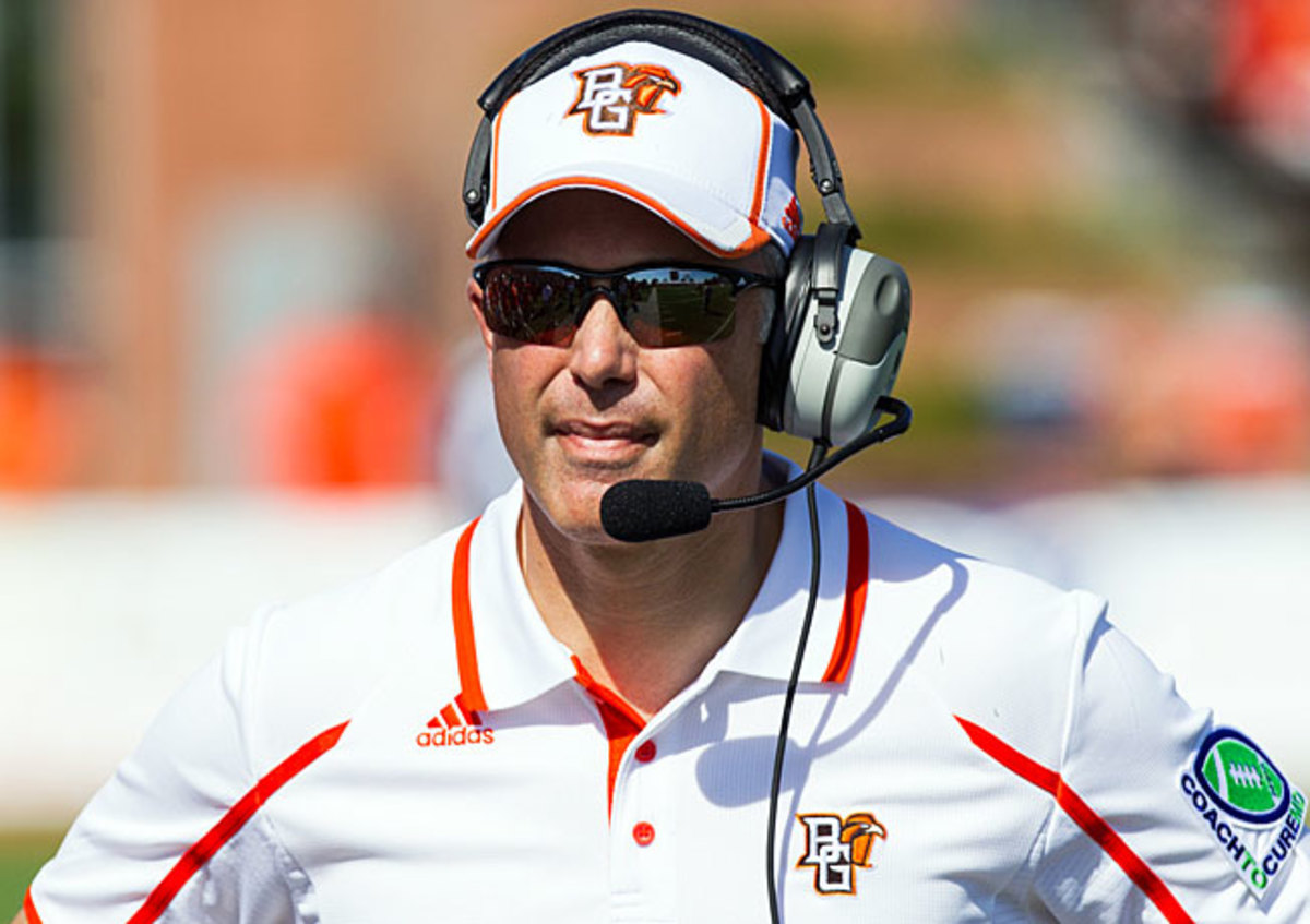 Dave Clawson has helped to turn football programs around at Fordham, Richmond and Bowling Green.