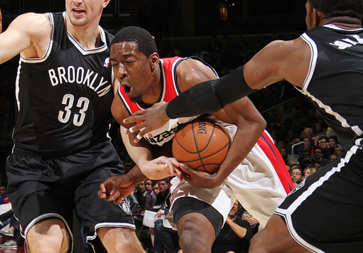 Jordan Crawford was traded to the Celtics