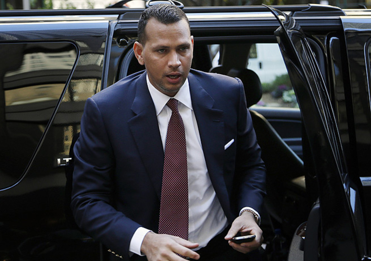 Alex Rodriguez is contesting Major League Baseball's decision to suspend him for 211 games.