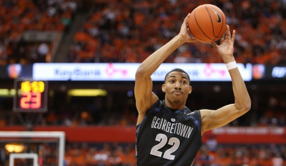 Otto Porter Jr. could be selected with the first overall pick in the 2013 NBA draft. (Photo by Nate Shron/Getty Images)