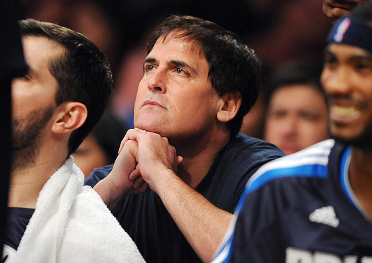 Mark Cuban and the Dallas Mavericks once again struck out in free agency.
