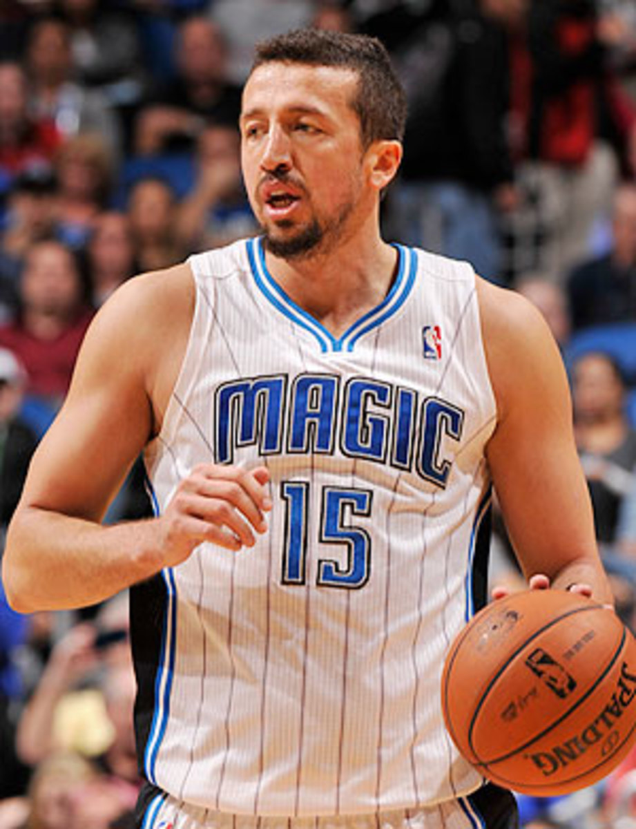 Hedo Turkoglu was suspended 20 games for violating the NBA's drug policy.