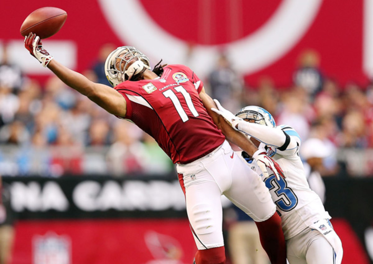 Larry Fitzgerald's name has been floated in rumors, but the Cardinals aren't ready to throw in the towel on this season.