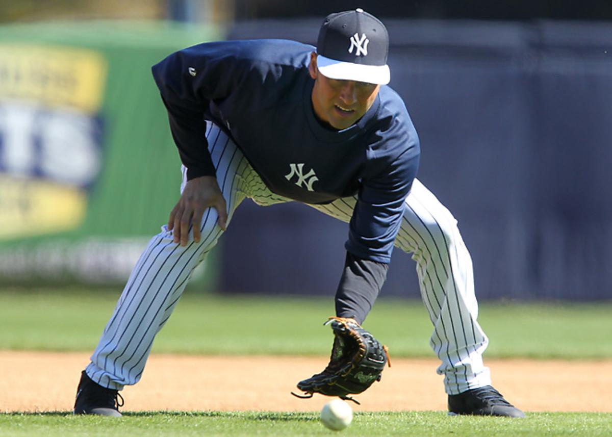 Derek Jeter has been ahead of schedule in his rehab of the broken ankle he suffered in October.