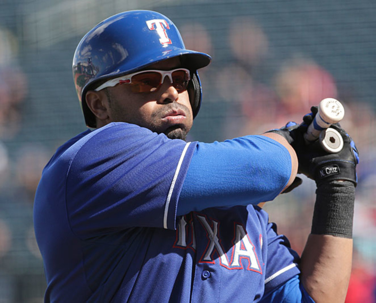 Nelson Cruz is among the players looking at a suspension due to their ties to Biogenesis.