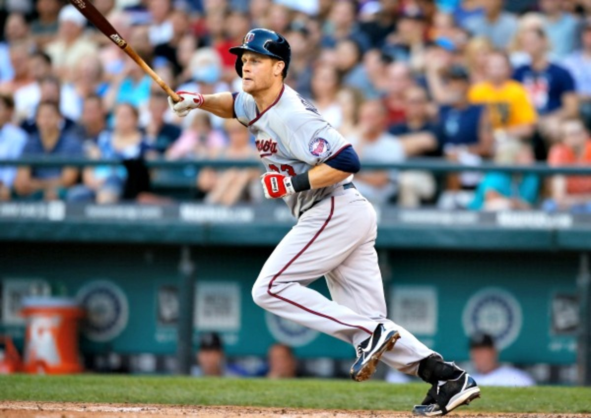 The Twins can trade Justin Morneau after he passed waivers. (Otto Greule Jr./Getty Images)