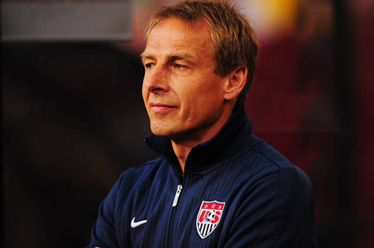 Jurgen Klinsmann's U.S. is among six CONCACAF nations vying for three guaranteed World Cup spots.