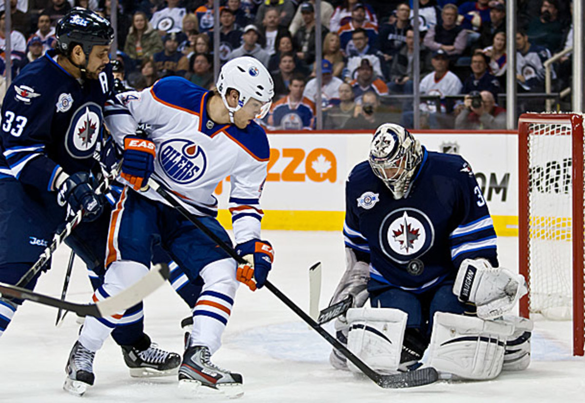 The Winnipeg Jets have a long, natural rivalry with the Edmonton Oilers.
